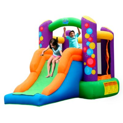 Castillo Inflable Mediano 350x210x200cm