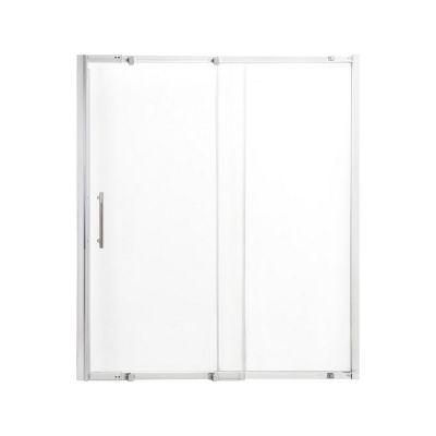 Puerta de Ducha Ajustable 6mm 135-150x150cm