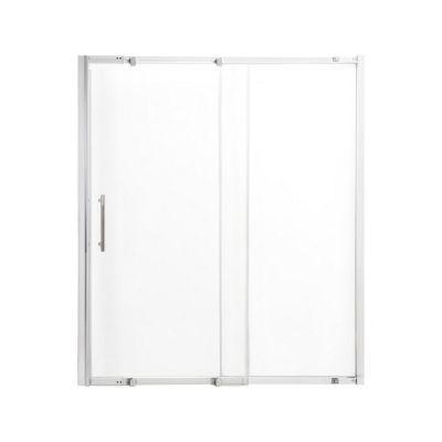 Puerta de Ducha Ajustable 6mm 150-170x150cm