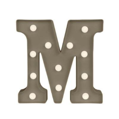 Luminaria Decorativa Marquee M