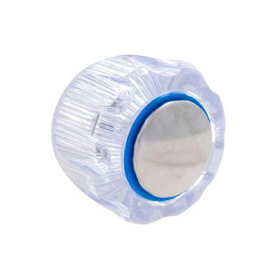 Perilla cristal  con rosca