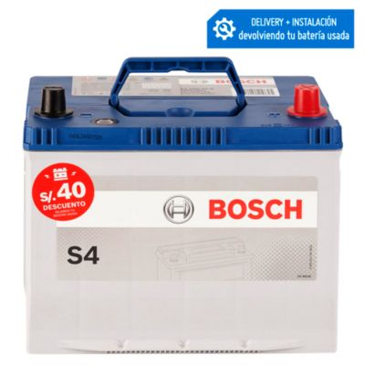 Batería para Autos S4 90D26L 75Ah 620A