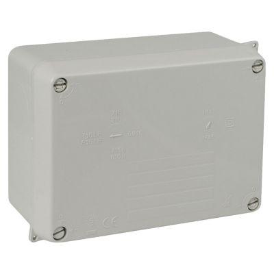 Caja De Pase Pvc 153 X 110 X 65mm Solera