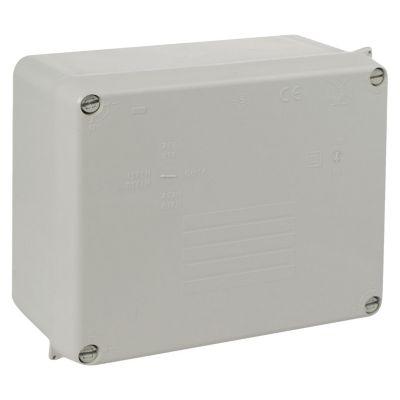 Caja De Pase Pvc 160 X 135 X 70mm Solera