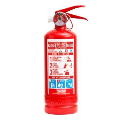 Extintores PQS ABC 1 kg