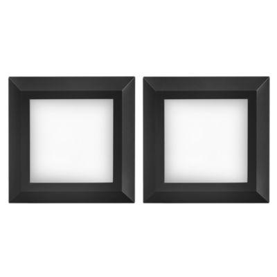 Combo Aplique Quarter Negro 3W x 2 unidades