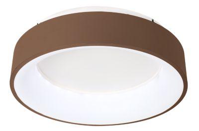 Lámpara de Techo Led 24w Café