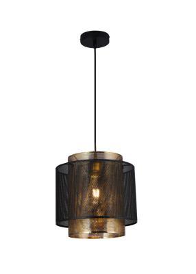 Lámpara Colgante Rejilla 1 Luz E27