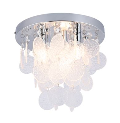 Lámpara de Techo Hojas 3 Luces G9