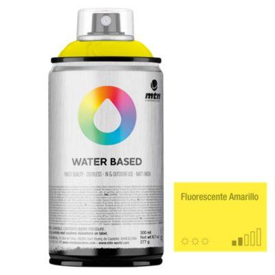Spray Multiusos Amarillo Fluorescente 300ml