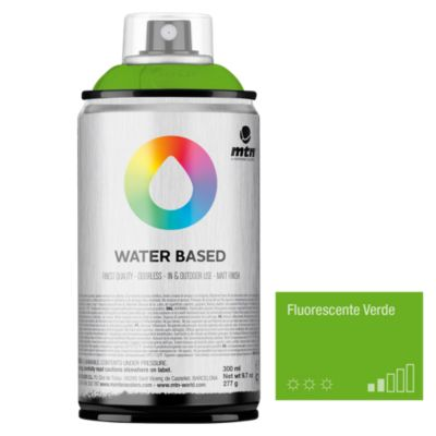 Spray Multiusos Verde Fluorescente 300ml