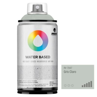 Spray Wáter Based Gris Claro 300ml