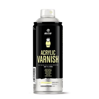 Spray Multiusos Barniz Acrílico 400ml