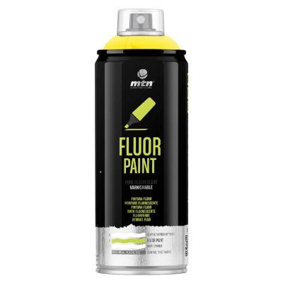 Spray Multiusos Pro Flúor Amarillo 400ml