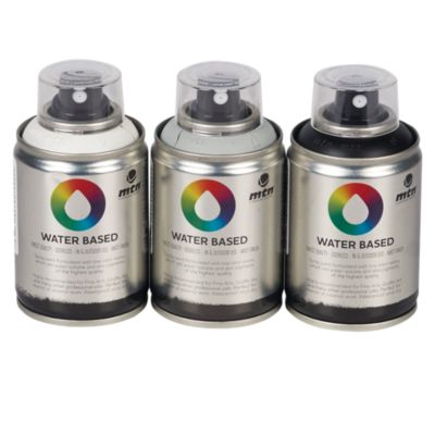 Pack Spray Multiusos Multicolores 100ml x 3 Unidades