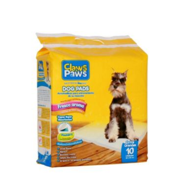 Pañal Claws & Paws x 10 pads