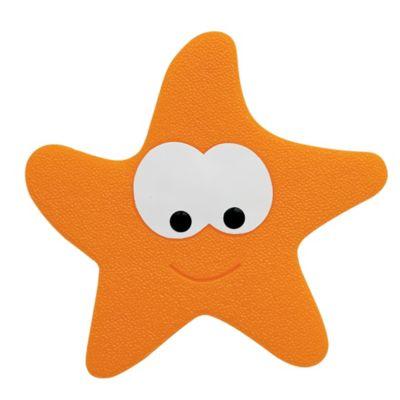 Set x5 Antideslizante Estrella Naranja