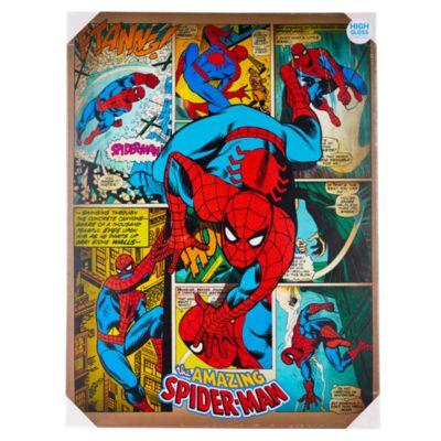 Cuadro Decorativo Spiderman Retro 60x80cm