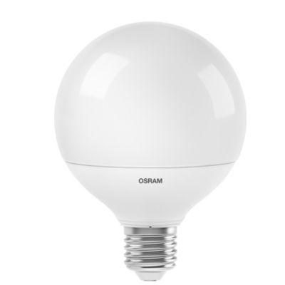 Foco LED Globo 10w Luz Cálida E27