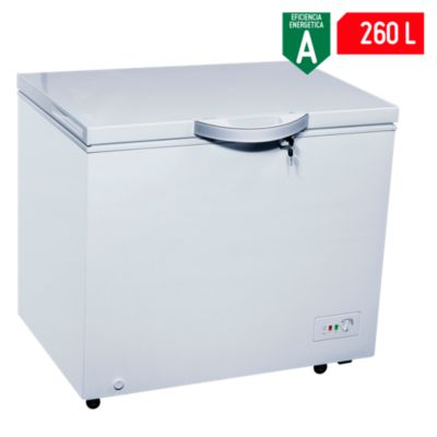Congeladora Dual 260L EFCC26C2HQW