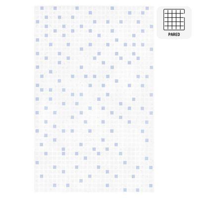 Cerámica Rubic Celeste 25x40cm 1.83m2