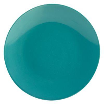 Plato Redondo Azul 18cm