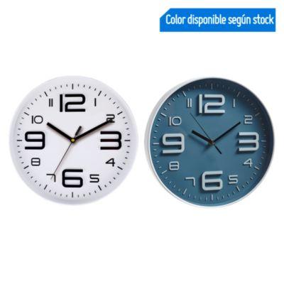 Reloj Big Number 30X30cm