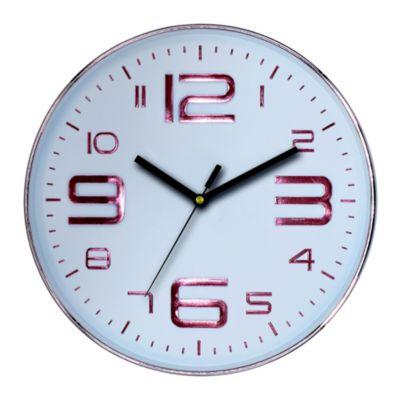 Reloj Big Number 30X30cm Rose