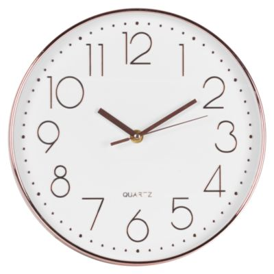 Reloj Timeless 30x30cm Rose