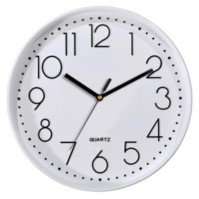 Reloj Timeless 30x30cm Blanco