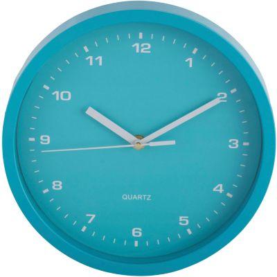 Reloj Vantage 25x25cm Azul