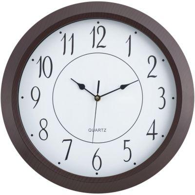 Reloj Borde Chocolate 40x40cm
