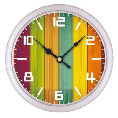 Reloj Rainbow 19x19cm