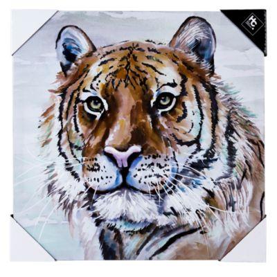Canvas Tigre 40x40cm