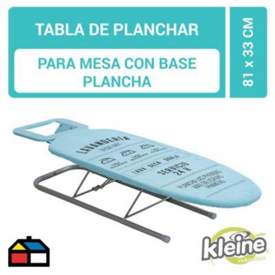 Tabla de Planchar con Mesa 81x33cm