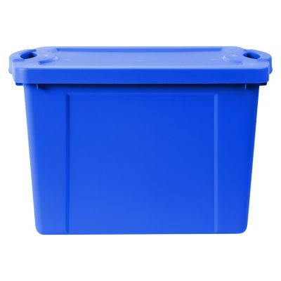 Caja Organizadora Fullbox 75L Rojo