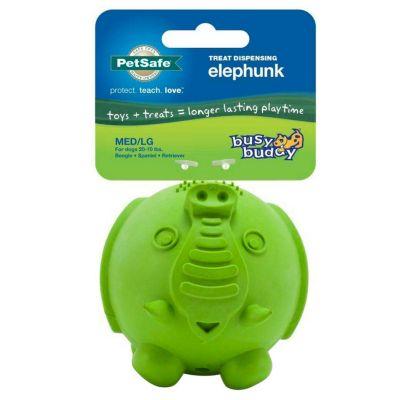 Juguete de Látex Elefante Verde