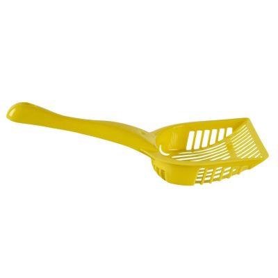 Cuchara para Gato Amarillo