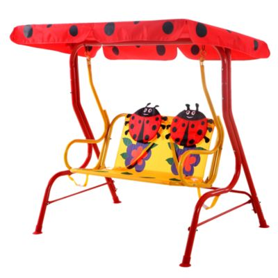 Sillón Columpio Infantil Ladybug