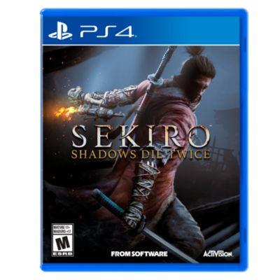 Sekiro Shadow Die Twice PS4