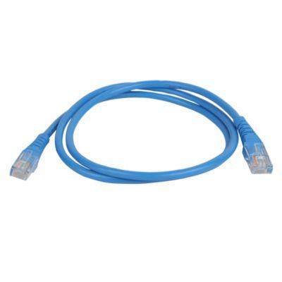Cable UTP CAT5E Azul x 1 m