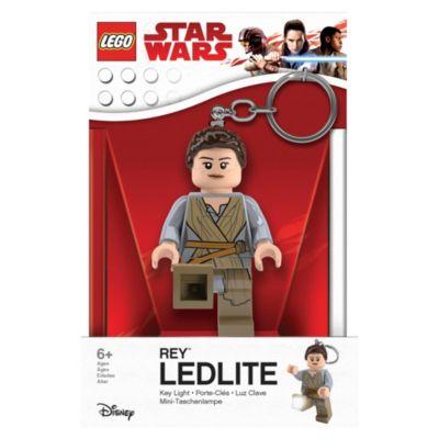 Llavero Linterna Lego Rey