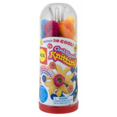 Kit para hacer tejidos de colores