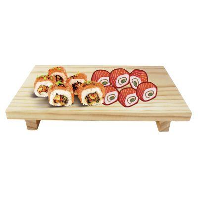 Tabla para Sushi 24x14cm Beige