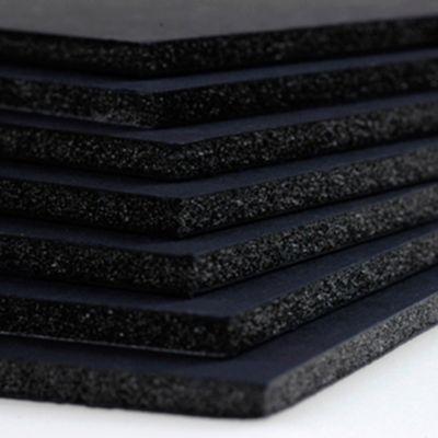 Cartón Espuma Foam 3mm Negro