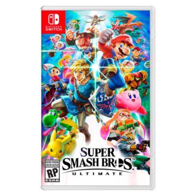 Juego NSW Super Smash Bros Ultimate