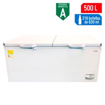 Congeladora Tapa Dura 500LT Netos