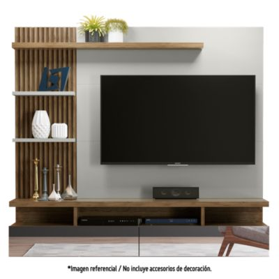 Panel TV Vitoria Avellana 60''