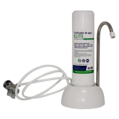 Purificador De Agua Elite Sobre Lavadero Premium Sole
