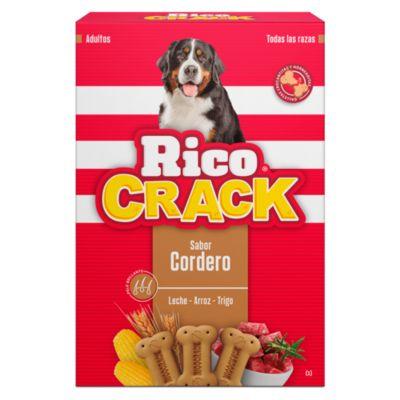 Comida para Perro Ricocrack Cordero 200gr